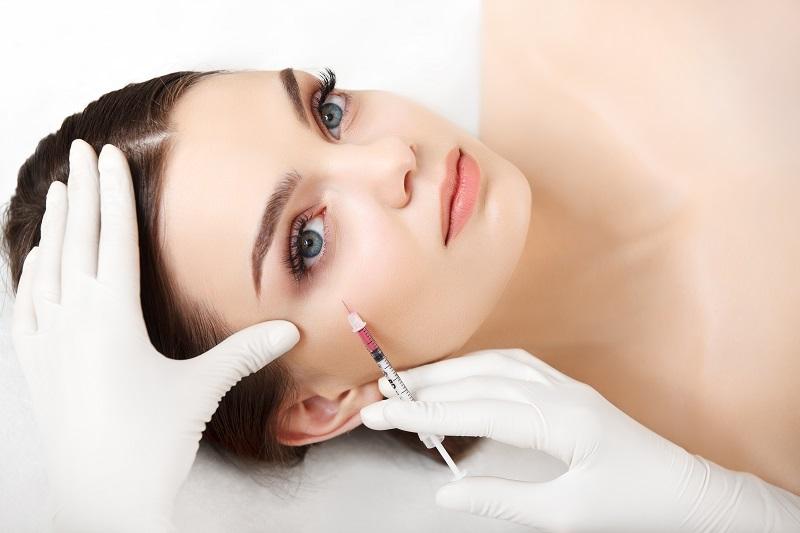 Efekty ostrzykiwania botoxem